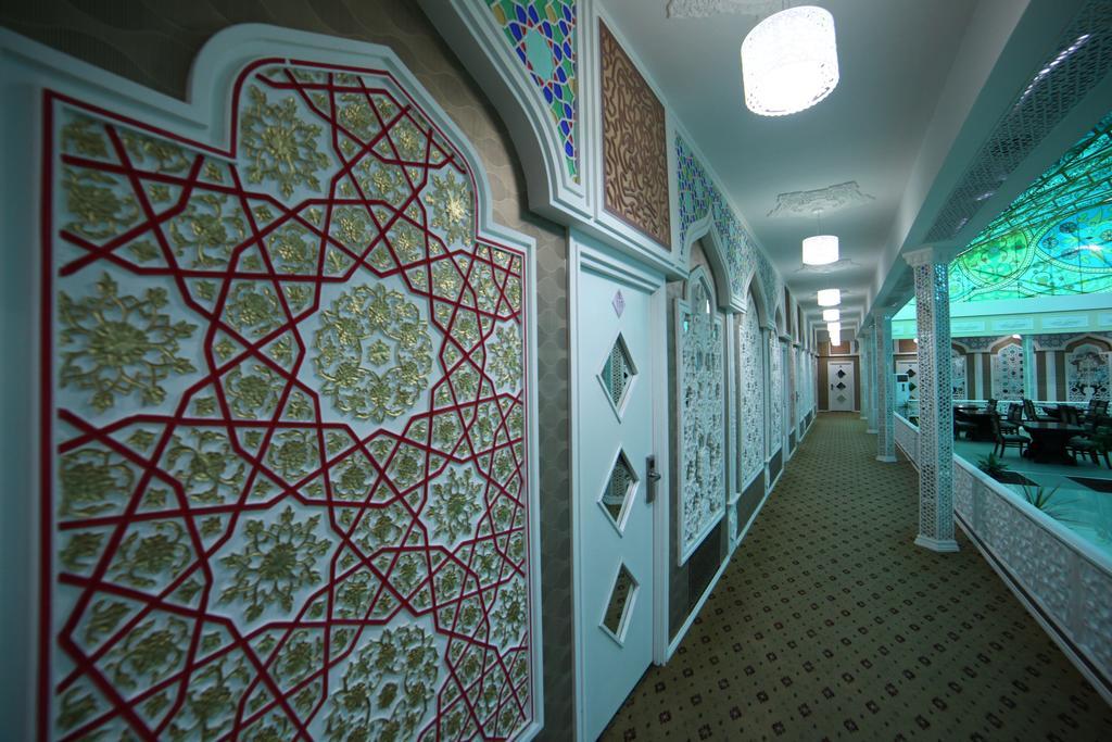 Hôtel Modarihon Boukhara 6