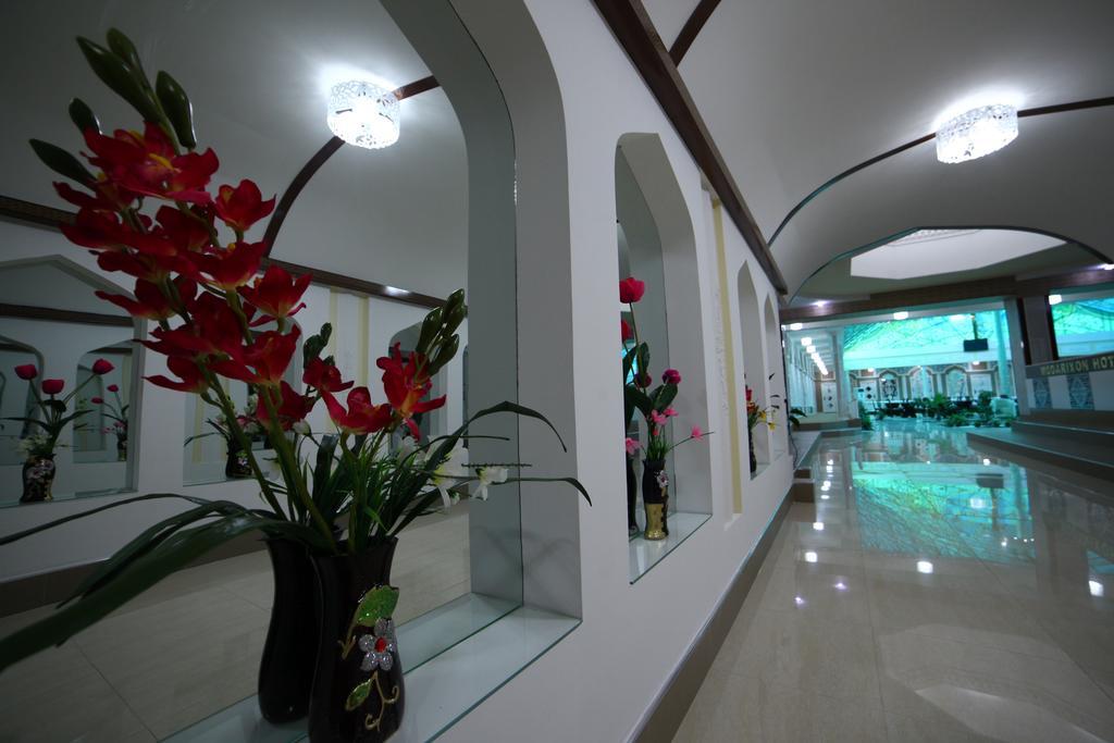 Hôtel Modarihon Boukhara 9
