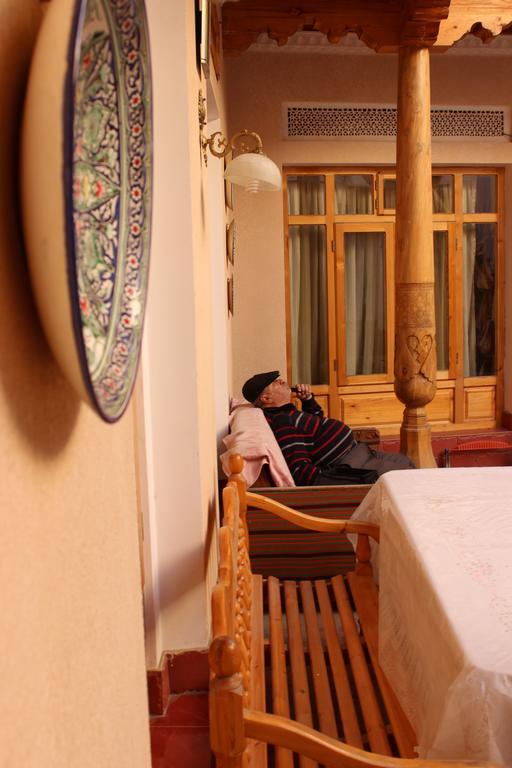 Hôtel Nazira&Azizbek Boukhara 10