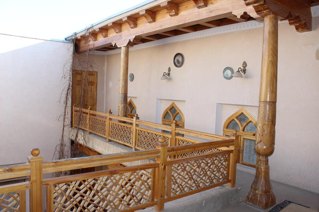 Hôtel Nazira&Azizbek Boukhara 11