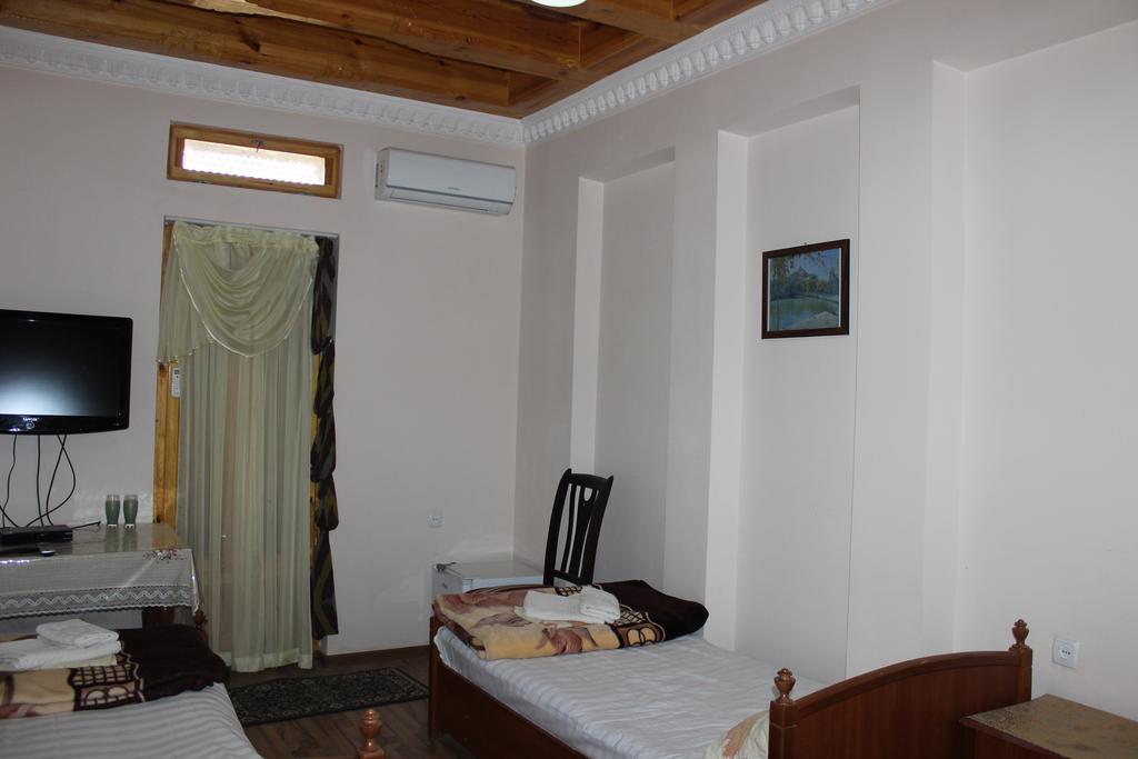 Hôtel Nazira&Azizbek Boukhara 15