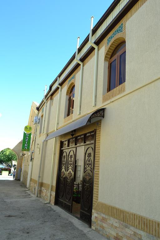 Hôtel Nazira&Azizbek Boukhara 2