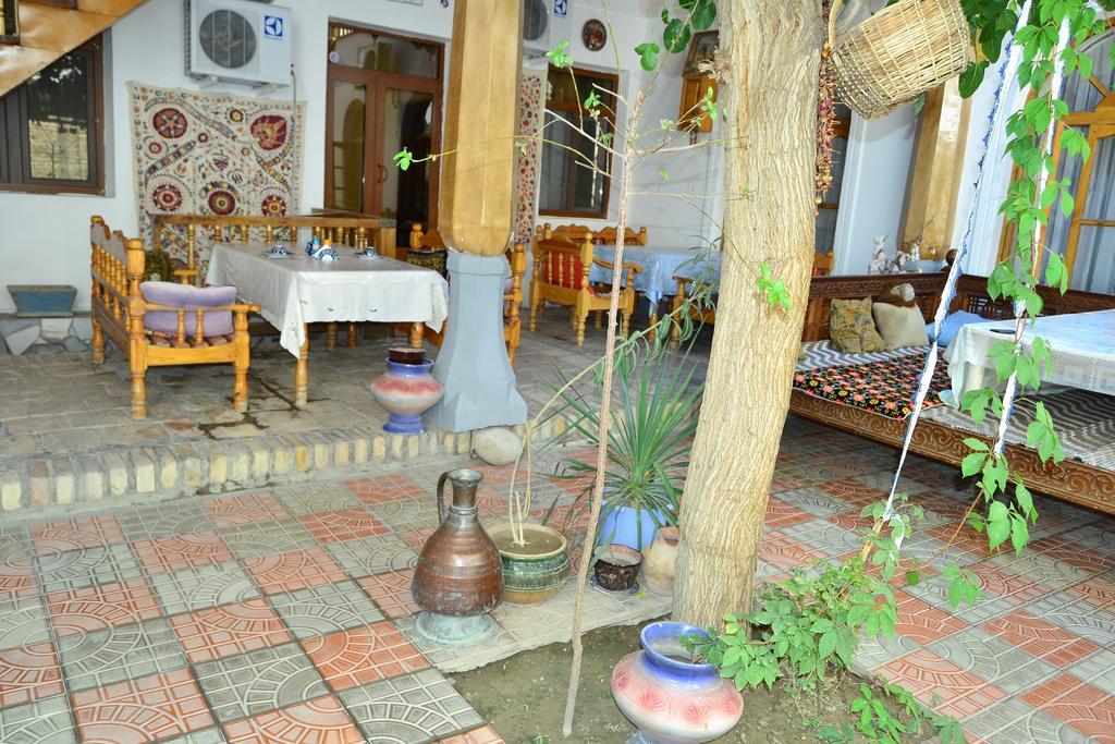 Hôtel Nazira&Azizbek Boukhara 3