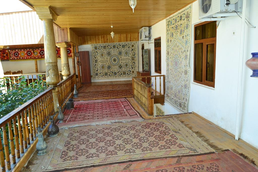 Hôtel Nazira&Azizbek Boukhara 5