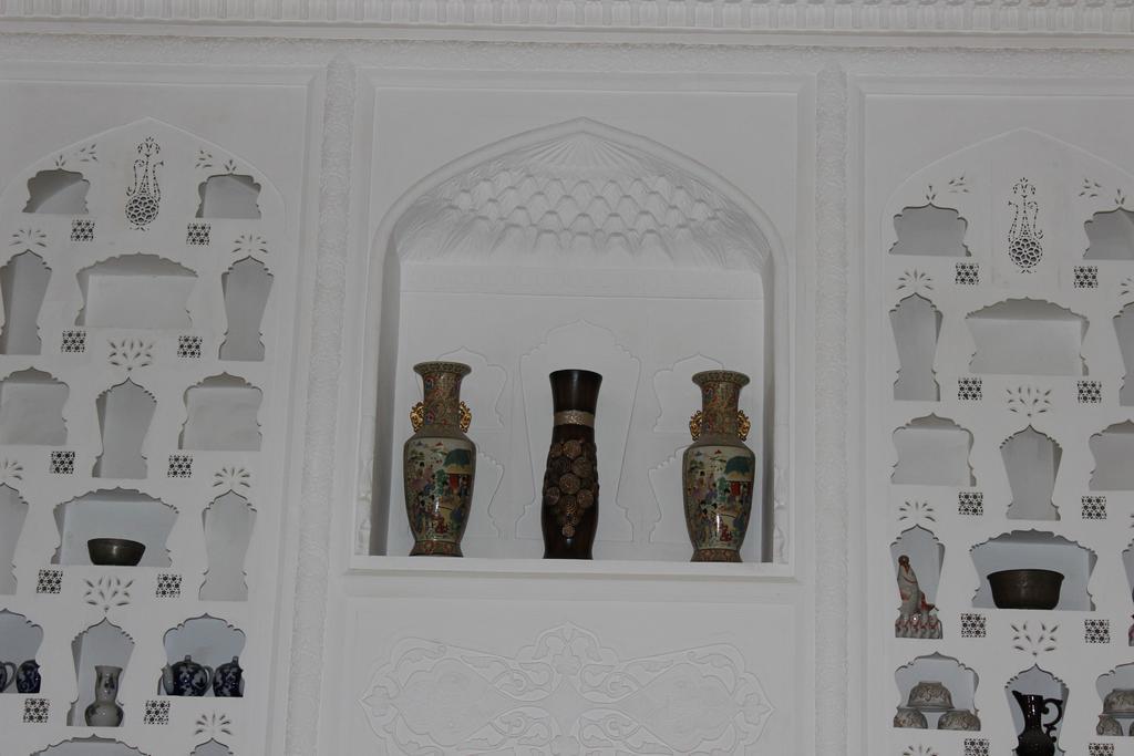 Hôtel Nazira&Azizbek Boukhara 6