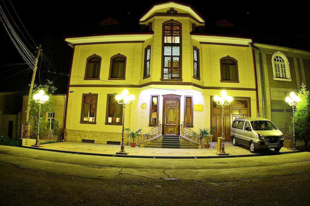 Hôtel Platan Samarkand 12