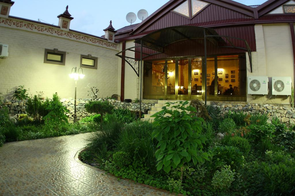 Hôtel Platan Samarkand 25