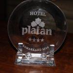 Hôtel Platan Samarkand 4