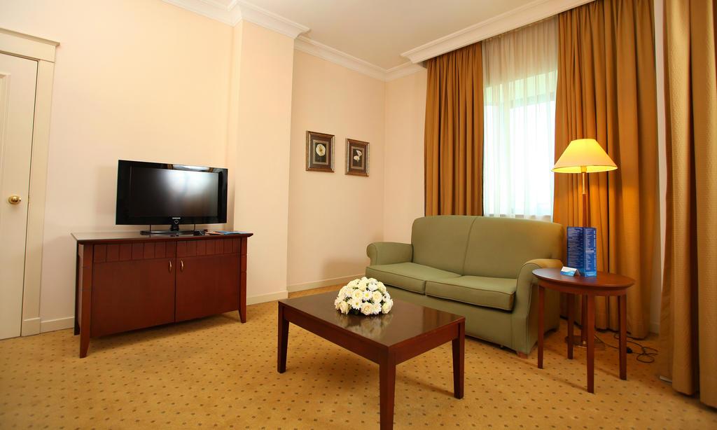Hôtel Radisson Tachkent 1