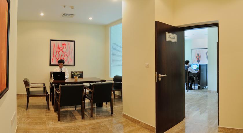Hôtel Ramada Tachkent 13