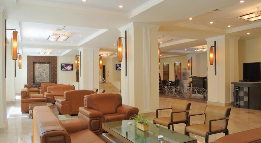 Hôtel Ramada Tachkent 16