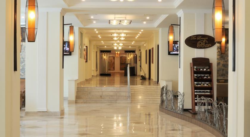 Hôtel Ramada Tachkent 22
