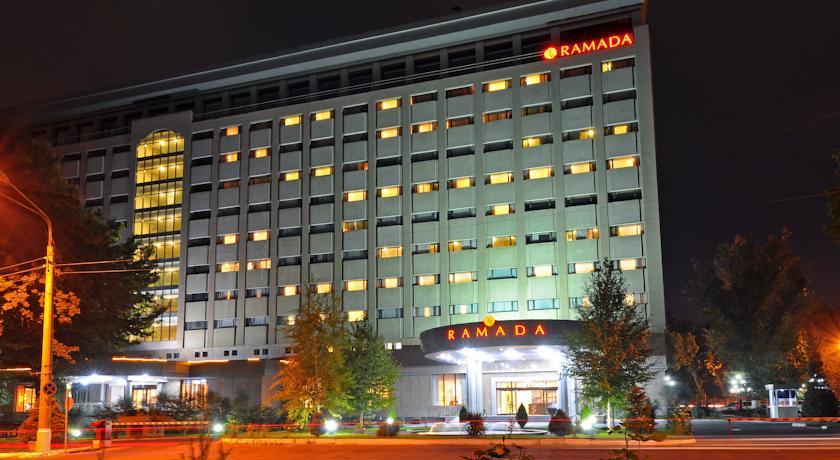 Hôtel Ramada Tachkent