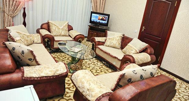 Hôtel Rangrez Boukhara 3