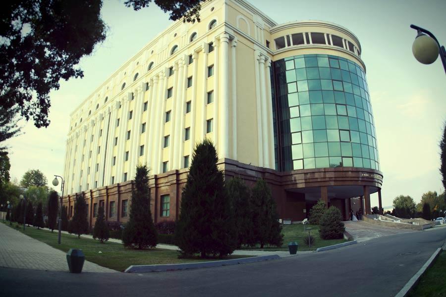 Hôtel Registan Plaza 1