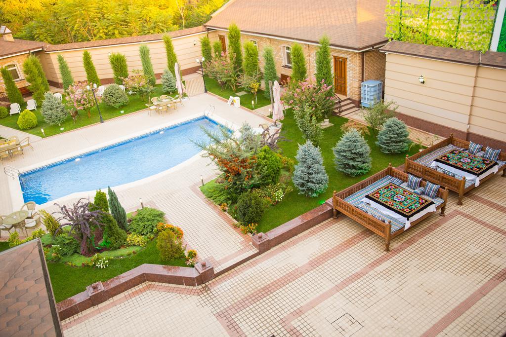 Hôtel Shark Tachkent 17
