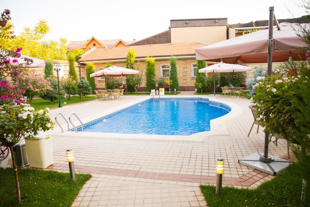 Hôtel Shark Tachkent 21