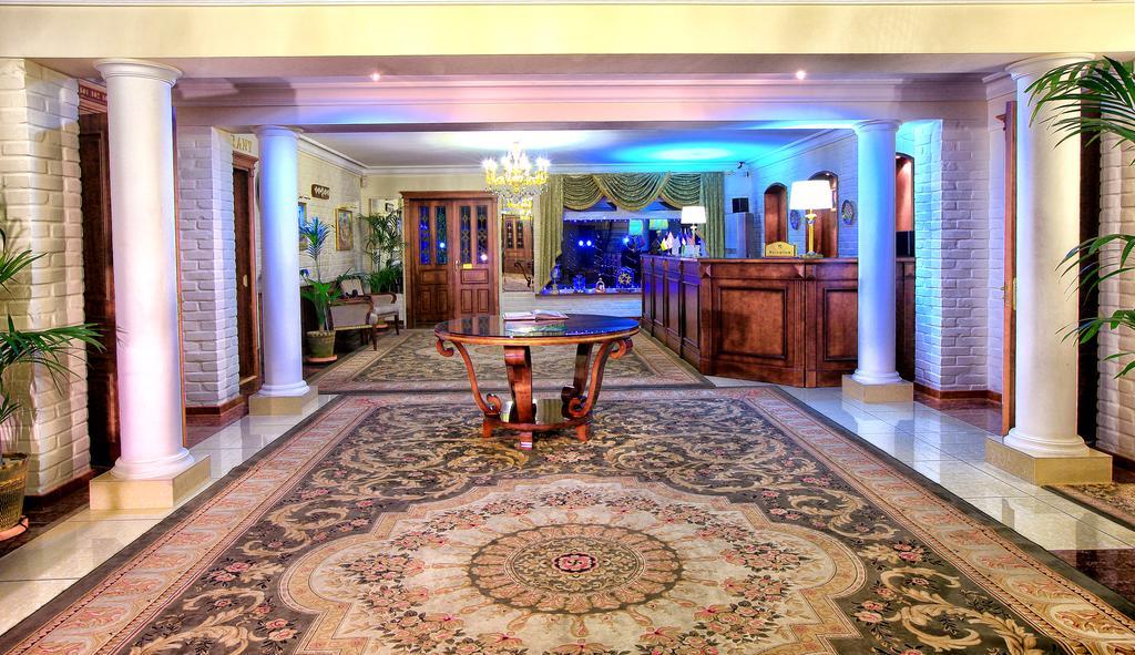 Hôtel Shark Tachkent 4