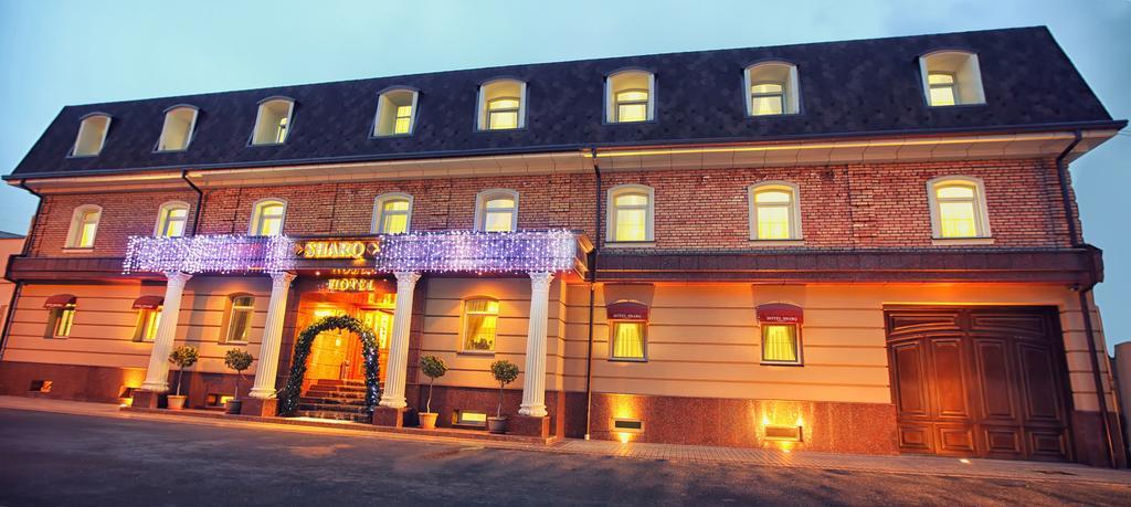 Hôtel Shark Tachkent