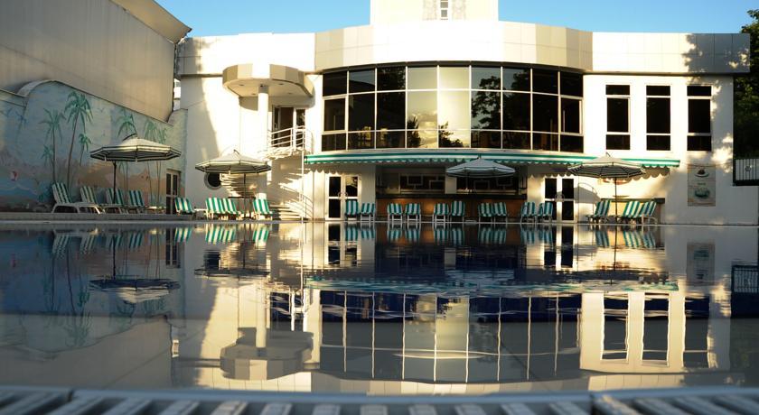 Hôtel Wyndham Tachkent 13