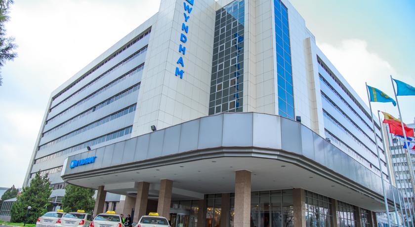 Hôtel Wyndham Tachkent 14