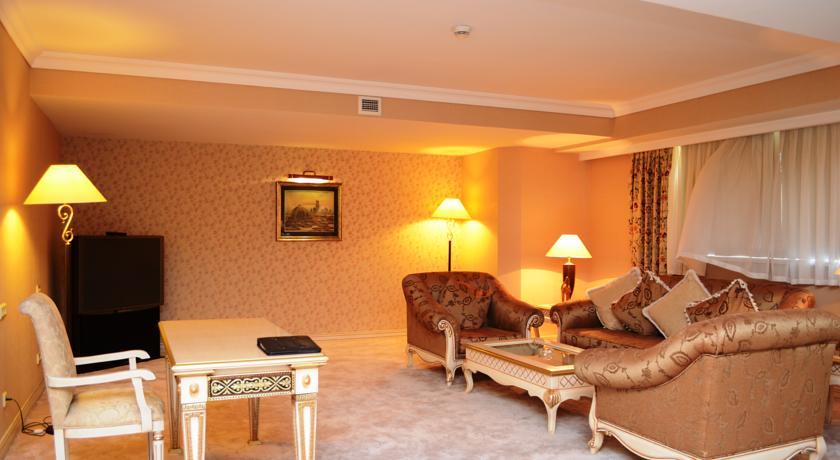 Hôtel Wyndham Tachkent 20