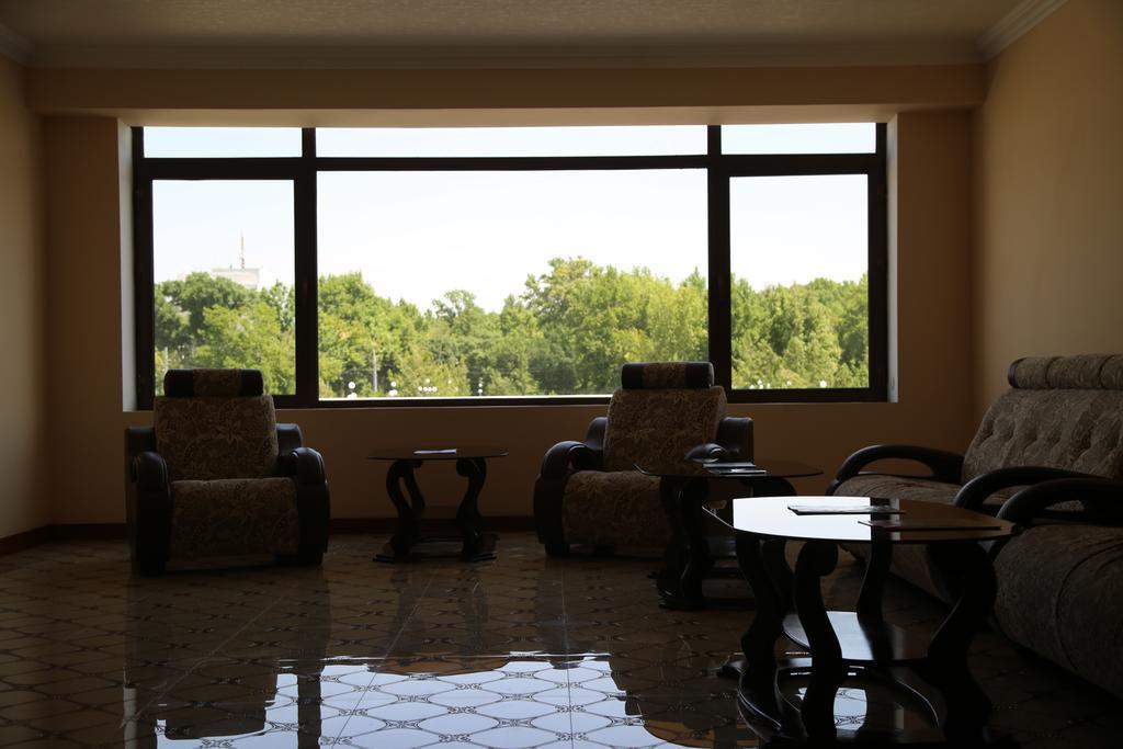 Hôtel Zilol Baht Samarkand 6