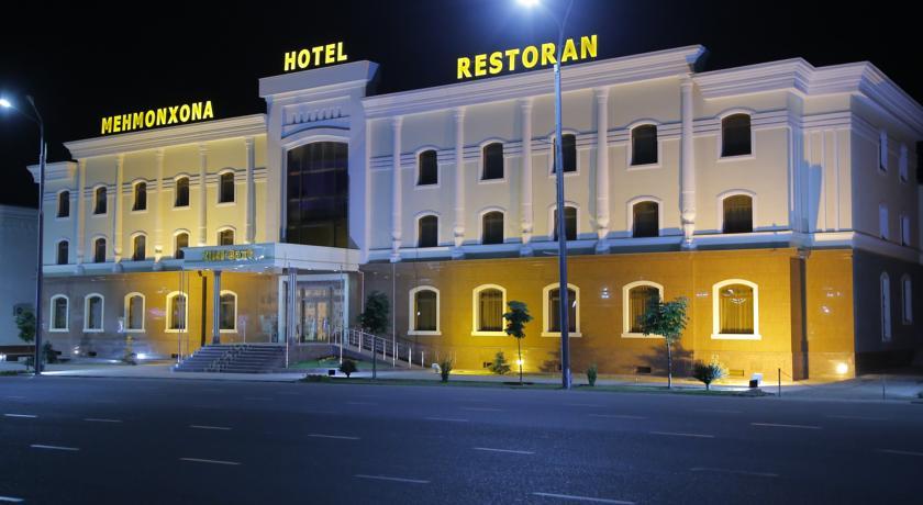 Hôtel Zilol Baht Samarkand