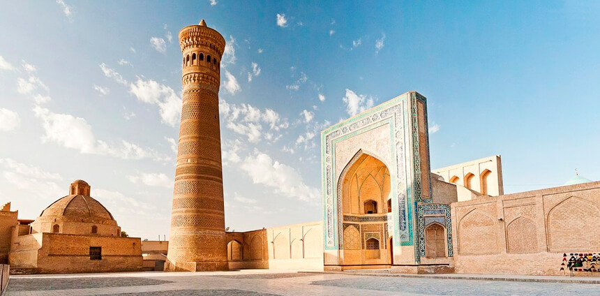 Инфо-тур в Узбекистан