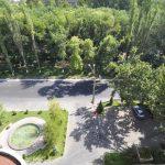 la cour Hôtel Ramada Tachkent