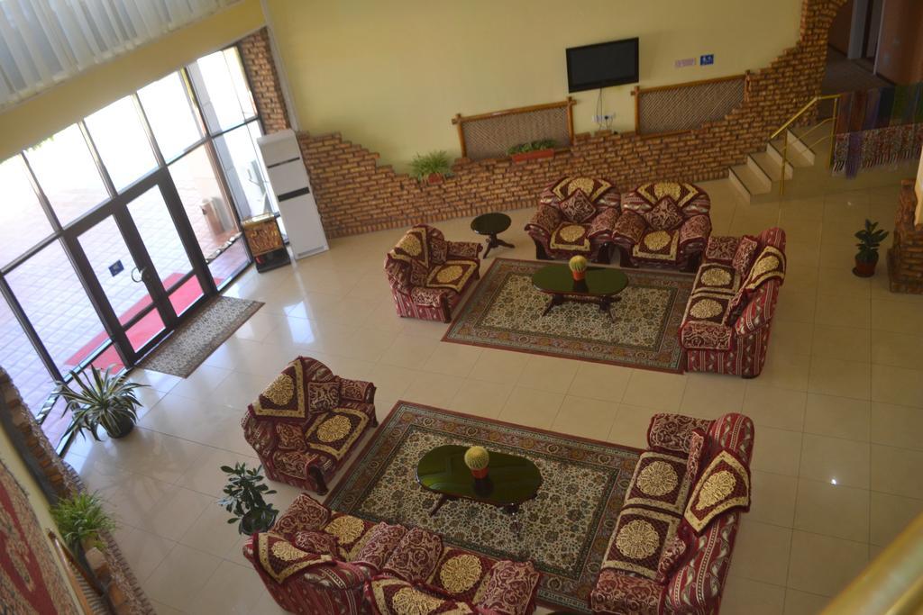 La halle Hôtel Asia Khiva