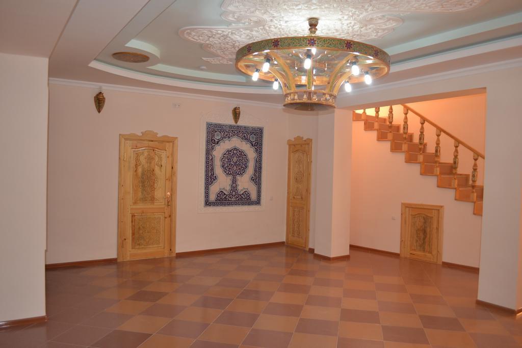 La halle Hôtel Kala Khiva