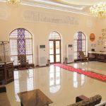 La halle Hôtel Kibla Tozabog Khiva 2