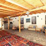 La halle Hôtel Lyabi Hause Boukhara