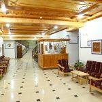La halle Hôtel Malika Prime Samarkand