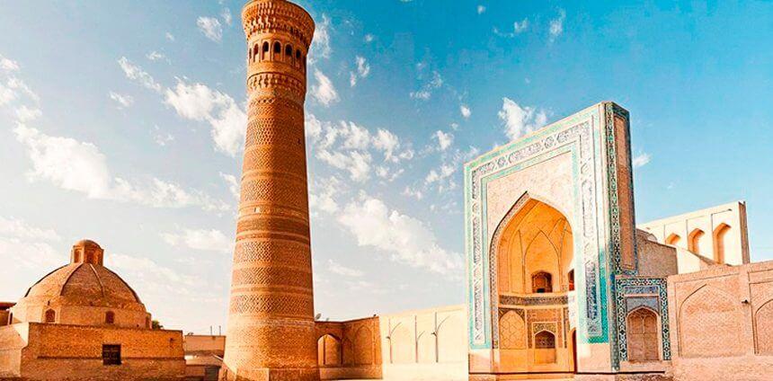 L`Ouzbékistan: sur les traces de religions disparues