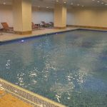 Piscine couverte Hôtel Miran International Tachkent