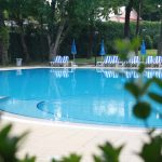 Piscine couverte Hôtel Radisson Tachkent