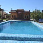 Piscine ouverte Hôtel Asia Khiva