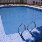 Piscine ouverte Hôtel Registan Samarkand