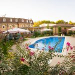piscine ouverte Hôtel Shark Tachkent 14