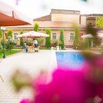 piscine ouverte Hôtel Shark Tachkent 15