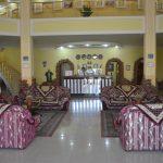 Réception Hôtel Asia Khiva