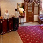 réception Hôtel Bek Tachkent 13