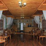 Réception Hôtel Chaherezada Khiva