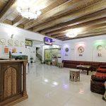 Réception Hôtel Devon Begi Boukhara 15