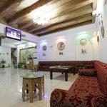 Réception Hôtel Devon Begi Boukhara 16