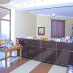 Réception Hôtel Euroasia Khiva