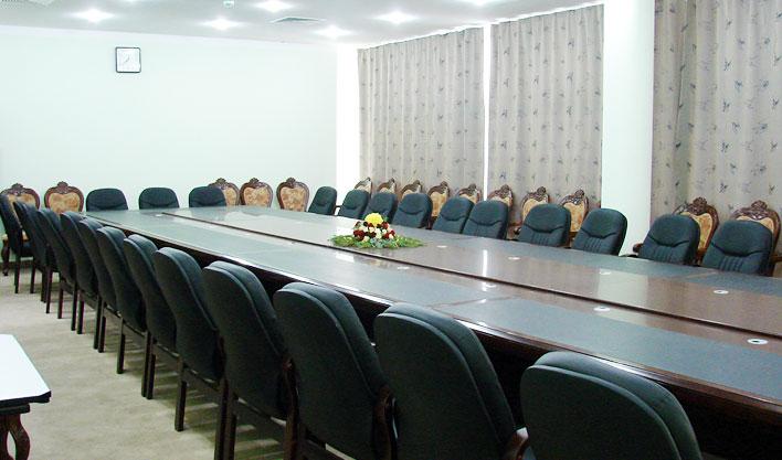 Réception Hôtel Grand Boukhara