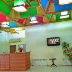 Réception Hôtel Kabir Boukhara 3